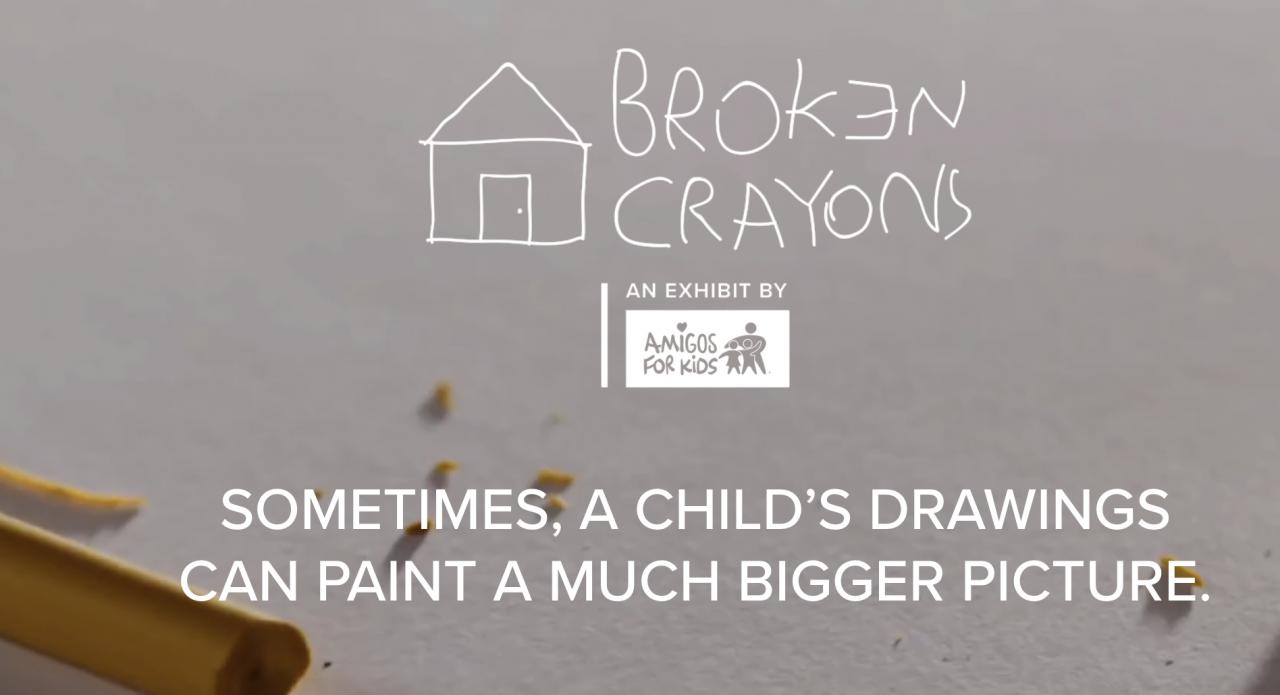 Amigos for Kids - Broken Crayons